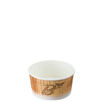 TYPE 80 90ml Ice Cream Cup - Bio-Palm